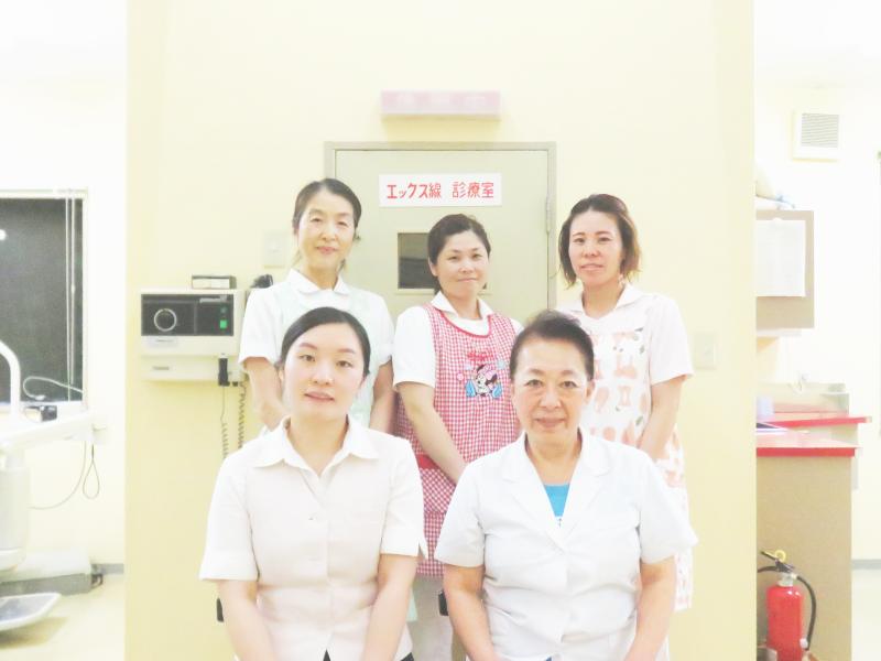さかもと医院歯科のスタッフ(一般歯科、小児歯科、矯正歯科)
